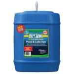 EcoLox Blue Pond & Lake Dye – 5 Gallon 3X