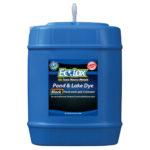 EcoLox Black Pond & Lake Dye – 5 Gallon