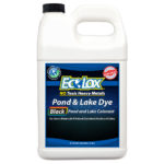 EcoLox Black Pond & Lake Dye – 1 Gallon