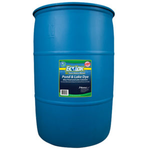 EcoLox Blue Pond & Lake Dye - 55 Gallon 1X