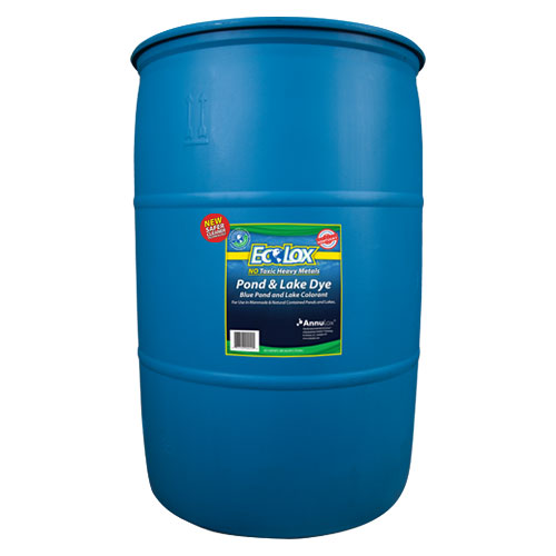 EcoLox Bulk Blue Dye - 55 Gallon 1X