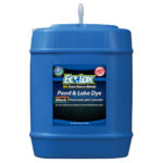 EcoLox Black Pond & Lake Dye – 5 Gallon